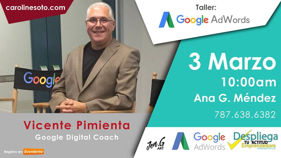 Google AdWords- Digital Coaches Program